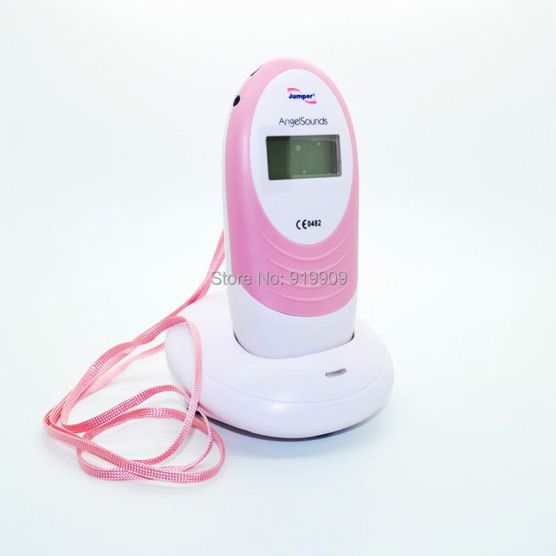 Angelsounds CE жк-цифровой JPD-100S5 узи карманный фетальный доплеровского детские фетальный монитор сердечного ритма пренатальная детектор бесплатная доставка