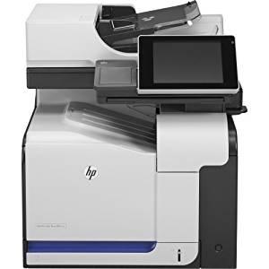 Hewlett-Packard - Hp Laserjet 500 M575c Laser Multifunction Printer - Color - Plain Paper Print - Desktop - Copier/Fax/Printer/Scanner - 31 Ppm Mono/31 Ppm Color Print - 1200 X 1200 Dpi Print - 31 Cpm Mono/31 Cpm Color Copy - Touchscreen Lcd - 600 Dpi Optical Scan - Automatic Duplex Print - 350