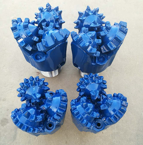 6 3/4 7 1/2 8 3/4 mill tooth tricone rock bits for water well