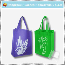 Custom foldable pp nonwoven fabric bag,2017 newest popular shopping bag,foldableshopping bag