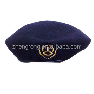 b2fd4e3a3f291 Custom Military Beret Hat