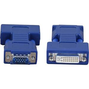 """Avocent, Vga Adapter Dvi-I (F) Hd-15 (M) """"Product Category: Supplies & Accessories/Network Cabling Accessories"""""""