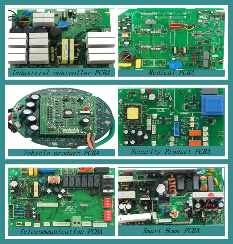 Segway Board Pcb Contract Manufacturing Pcba Manufacturer