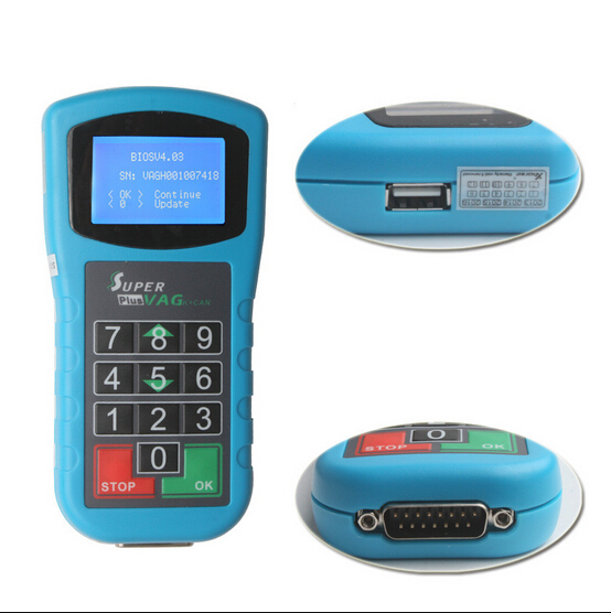 digital odometer reset High quality Now promotion Super VAG K+CAN Plus 2.0 Odometer correction tool