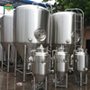 1500L Beer Brewing Machine Steam Heating For Sale