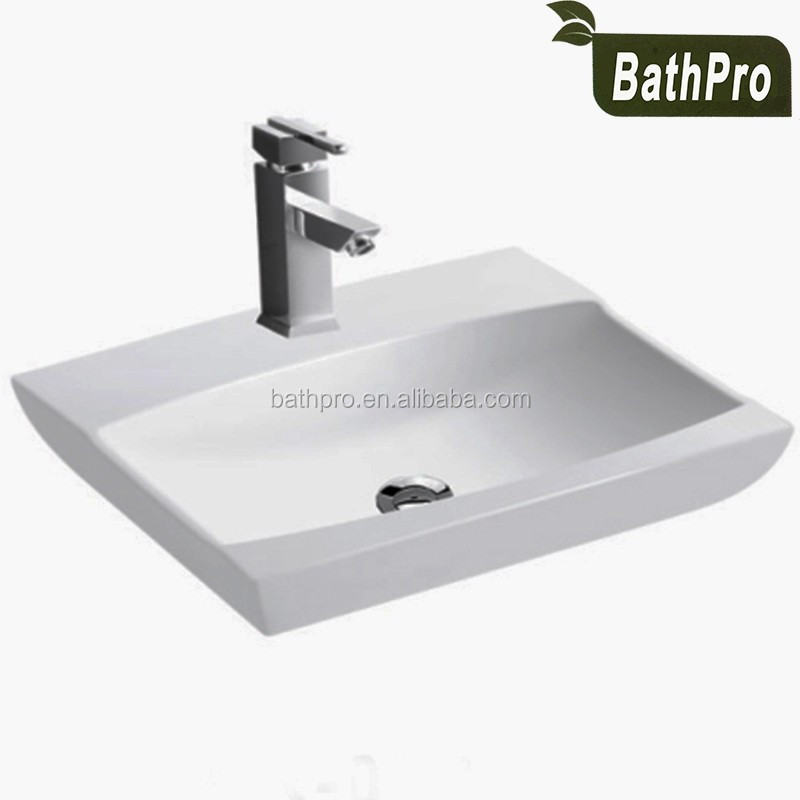Above Counter Installation Type Bowl Sinks/Vessels Basins Type Ceramis Material Wash Basin