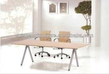 Scrivania Moderna Design : Bureau manhattan wood kare design scrivanie foto idee