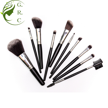 3e1ad7625bcd Promotion Private Label Best Quality 10pcs Crocodile Bag Makeup Brushes  Free Sample,Professional Cosmetic Brush For Makeup - Buy Makeup Brush ...