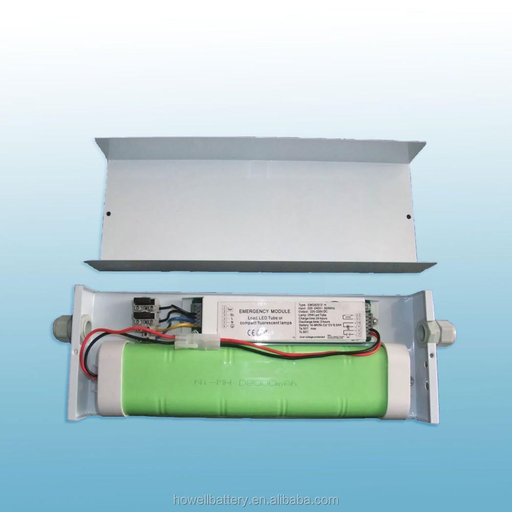 25w Fluorescent Emergency Light / T8 Led Tube Inverter With ...