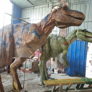 Business Remote Control Handmade Giant Dinosaur Model