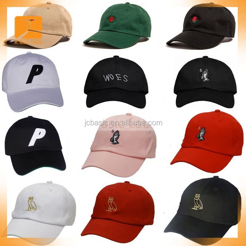 Guangjia Cap Manufacturer Wholesale Custom/Design Plain Black 3D Embroidery Cotton Twill FlexFit Snapback Cap And Hat