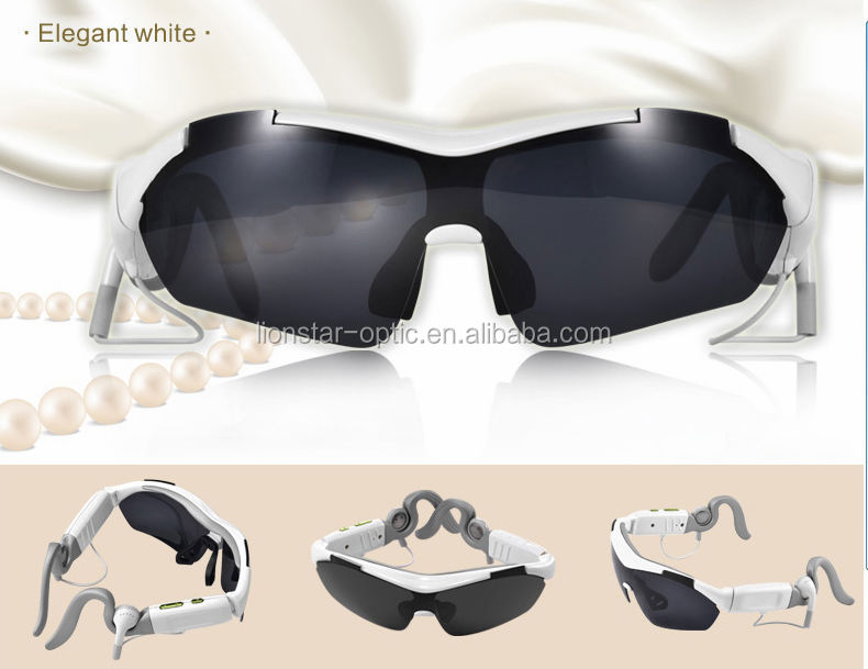 Hot sales Wireless Earphone Sunglasses Compatible With Smartphones