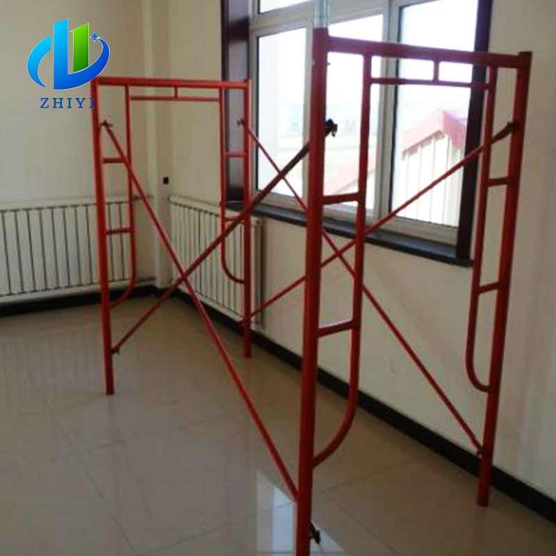 Manufacturers pipe unit weight steel galvanized scaffolding