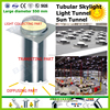 Large diameter polycarbonate skylight roofing,metal roof skylight,roof window skylight