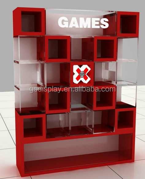Wooden Wall Mounted Display Cabinets For Sale