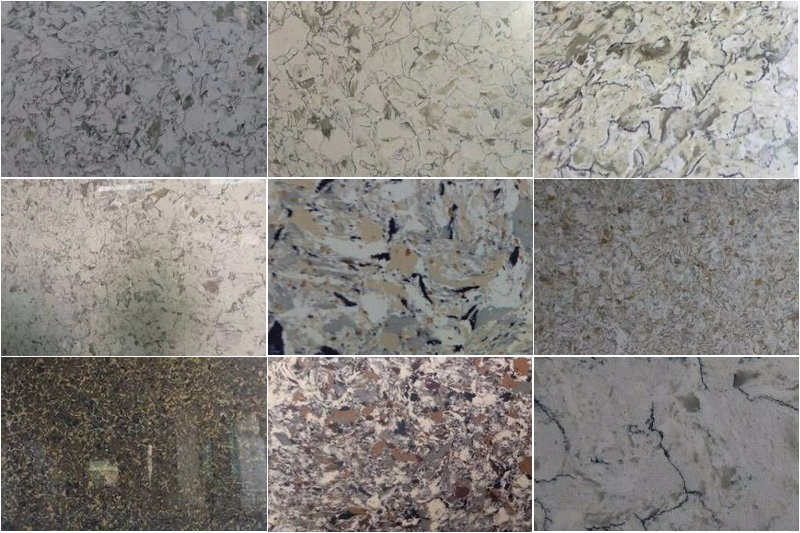 Man made stone countertops quality quartz countertop for Man made quartz countertop