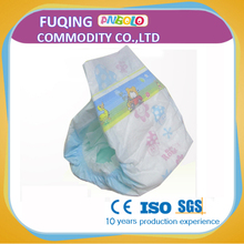 Super Soft Comfortable Disposable High Absorption Super Dryer Baby Diapers
