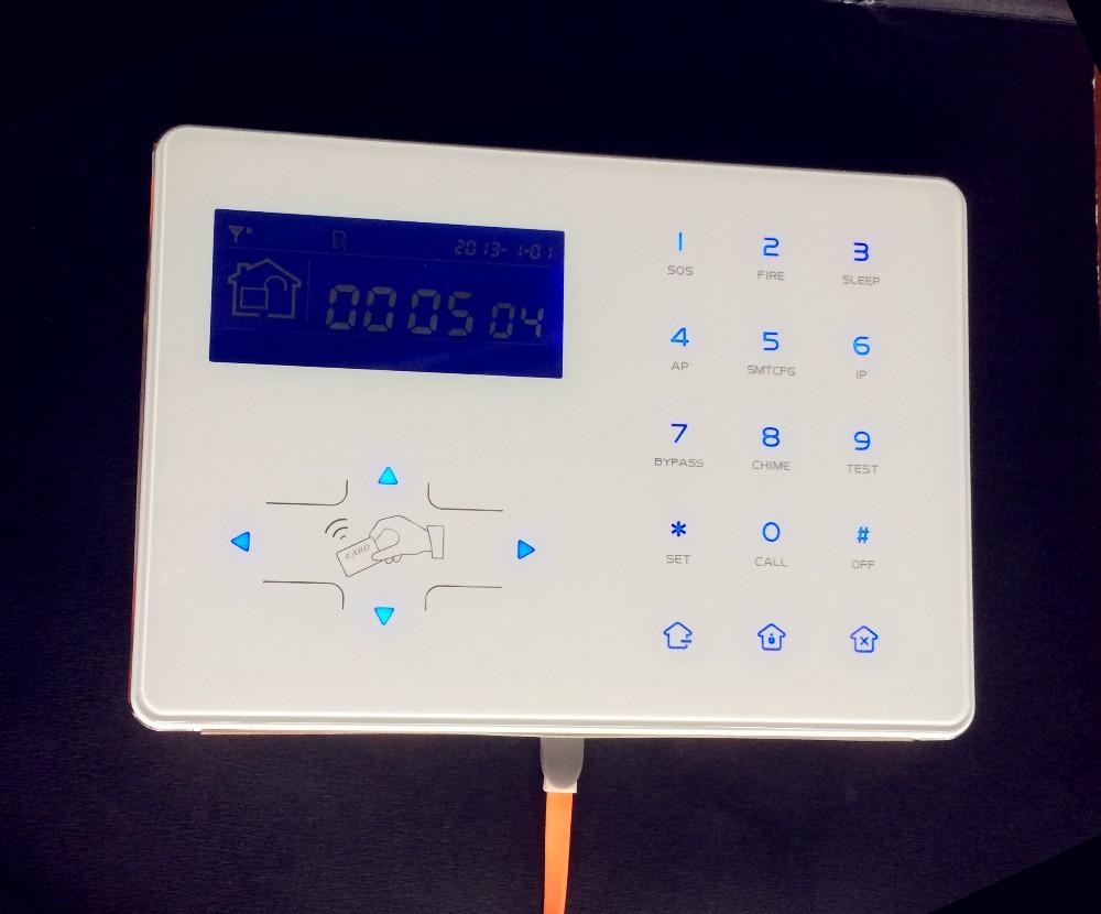 HTB1RmJaOXXXXXaLapXXq6xXFXXX1 - Most advanced Wifi Alarm GSM Smart Home Automation Burglar Alarm Wifi Alarm System with Touch Screen panel