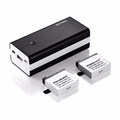 Poweradd Power Bank 5200mAh Portable Dual External Battery Charger for Go pro 2x AHDBT 401 Battery