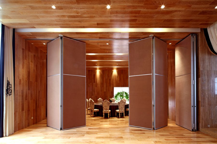 Meeting Room Division Movable Glass Wall Office Dividers Decorative