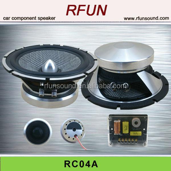 High End 6 5 Inch Component System Car Speaker Car Audio Buy Car