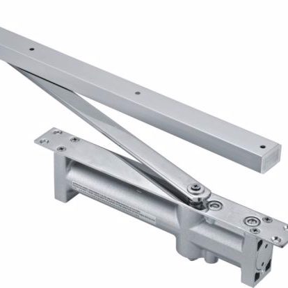 Zhejiang di alta qualità In Lega di Alluminio di forma quadrata heavy duty door closer