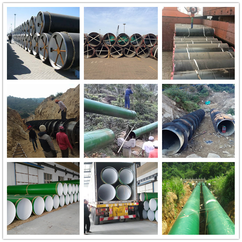 Hot Sale Hebei Factory Spiral Welded Steel Pipe Carbon Steel Pipe