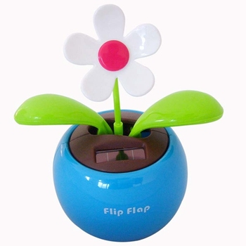 b6e6500d1 Promotion Gift Solar Powered Dancing Flower For Car Decoration - Buy ...