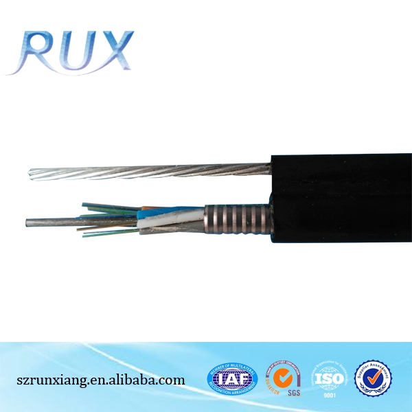 Great Quality 6 Core Duplex Fiber Optic Cable Tactical