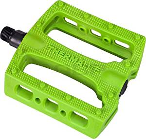 Get Quotations · Stolen Thermalite Pedals Gang Green 9 16