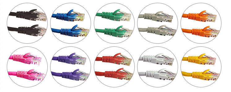 Communication Cables Cat5e UTP Patch Cable 24AWG Ethernet UTP CAT 5e Cable