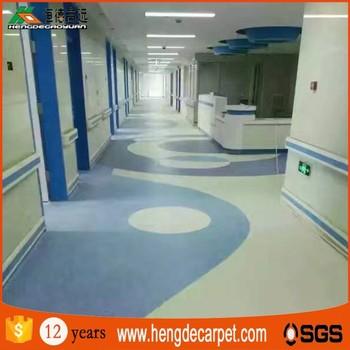 Commercial Waterproof Plastic 3d Vinyl Flooring Tiles For