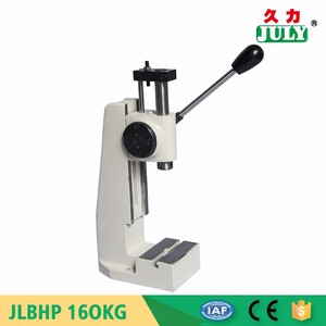 nice quality JULY brand oem soap hand marking press