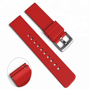 OEM Colorful Silicon Rubber Watch Strap