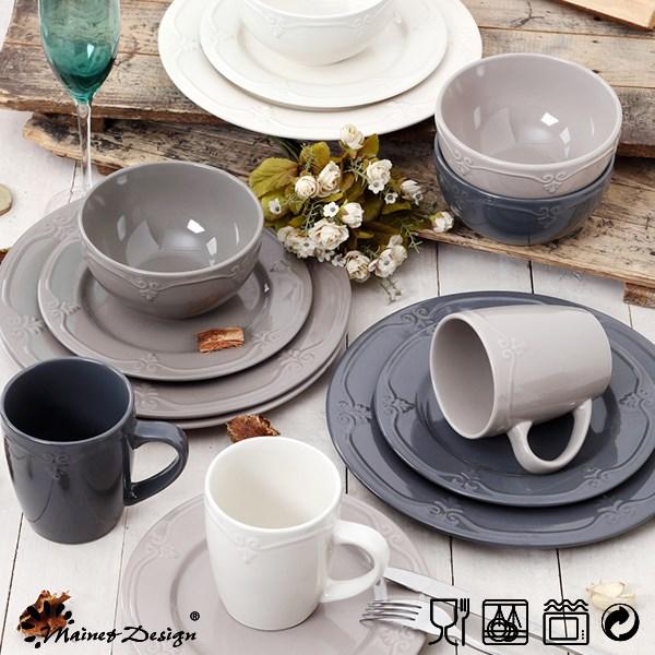 2017 Best Seller China Tableware,Party Ceramic Tableware Set ...