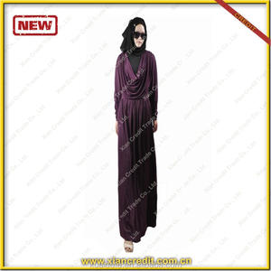 Middle East Ethnic Region and Women Gender muslim long dress Islamic clothing