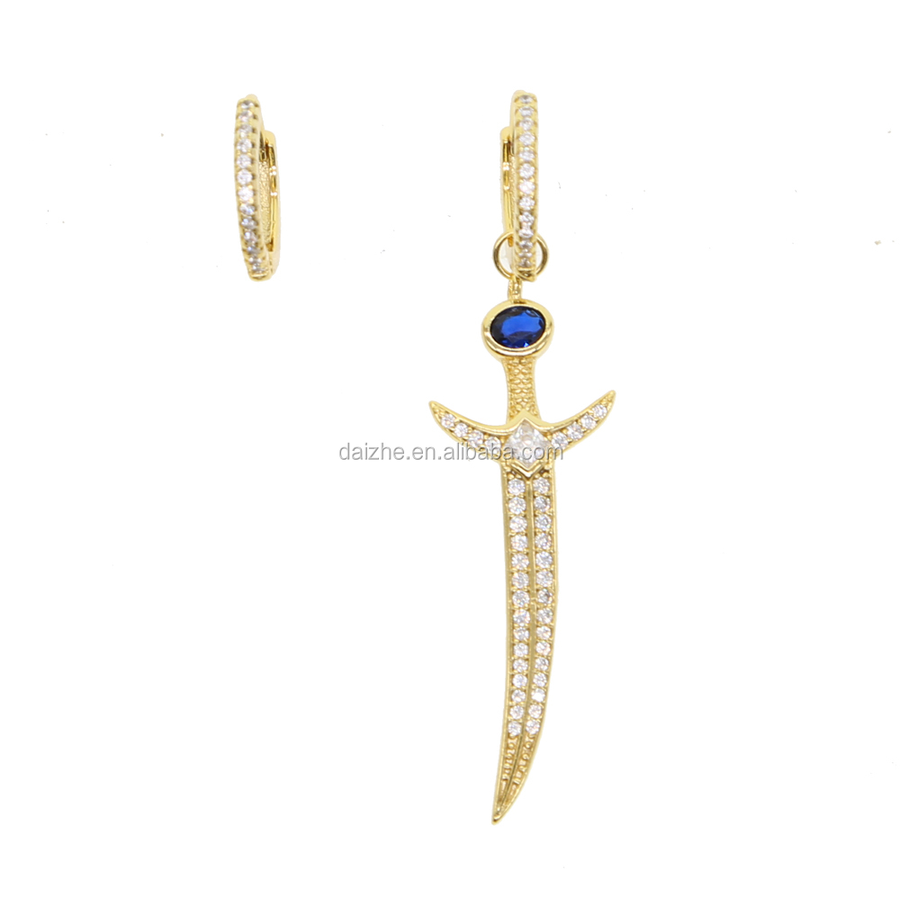 c3971b26c China sword earrings wholesale 🇨🇳 - Alibaba