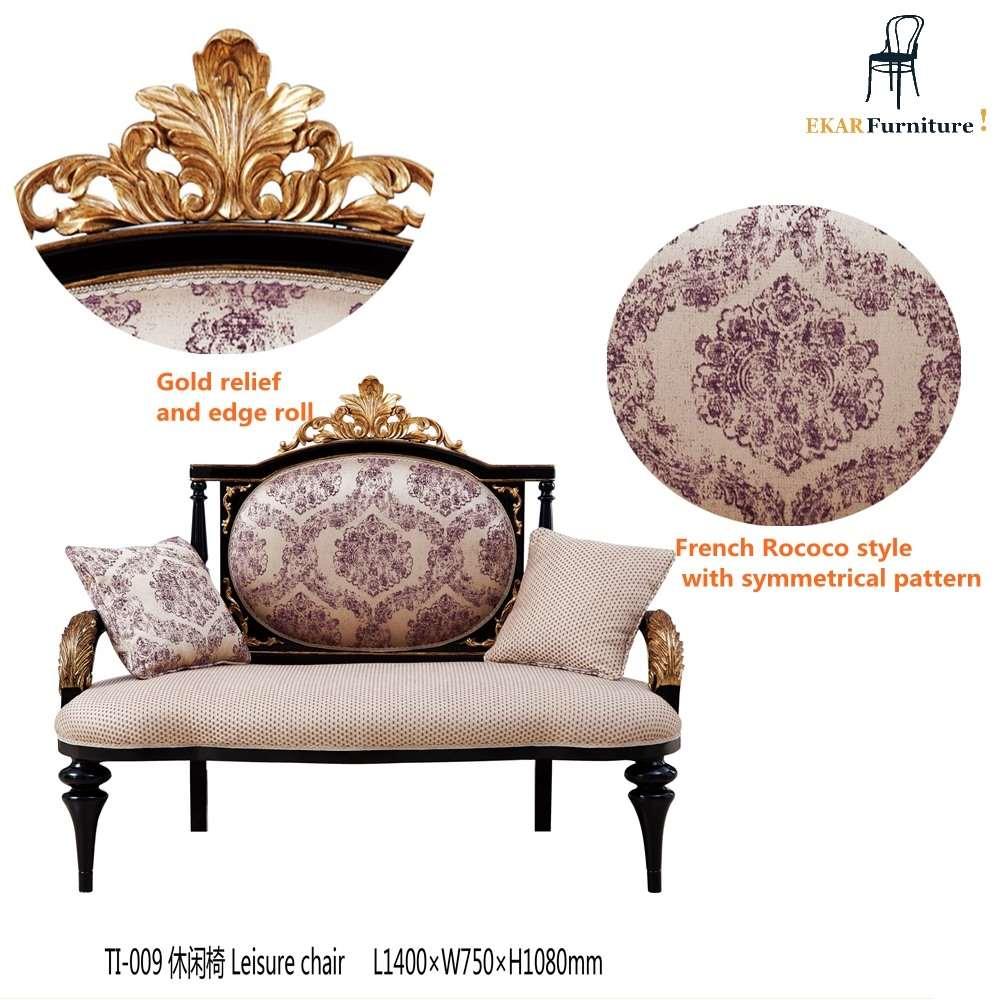 Moderno dise o cl sico barato sof de estilo europeo for Muebles modernos estilo europeo