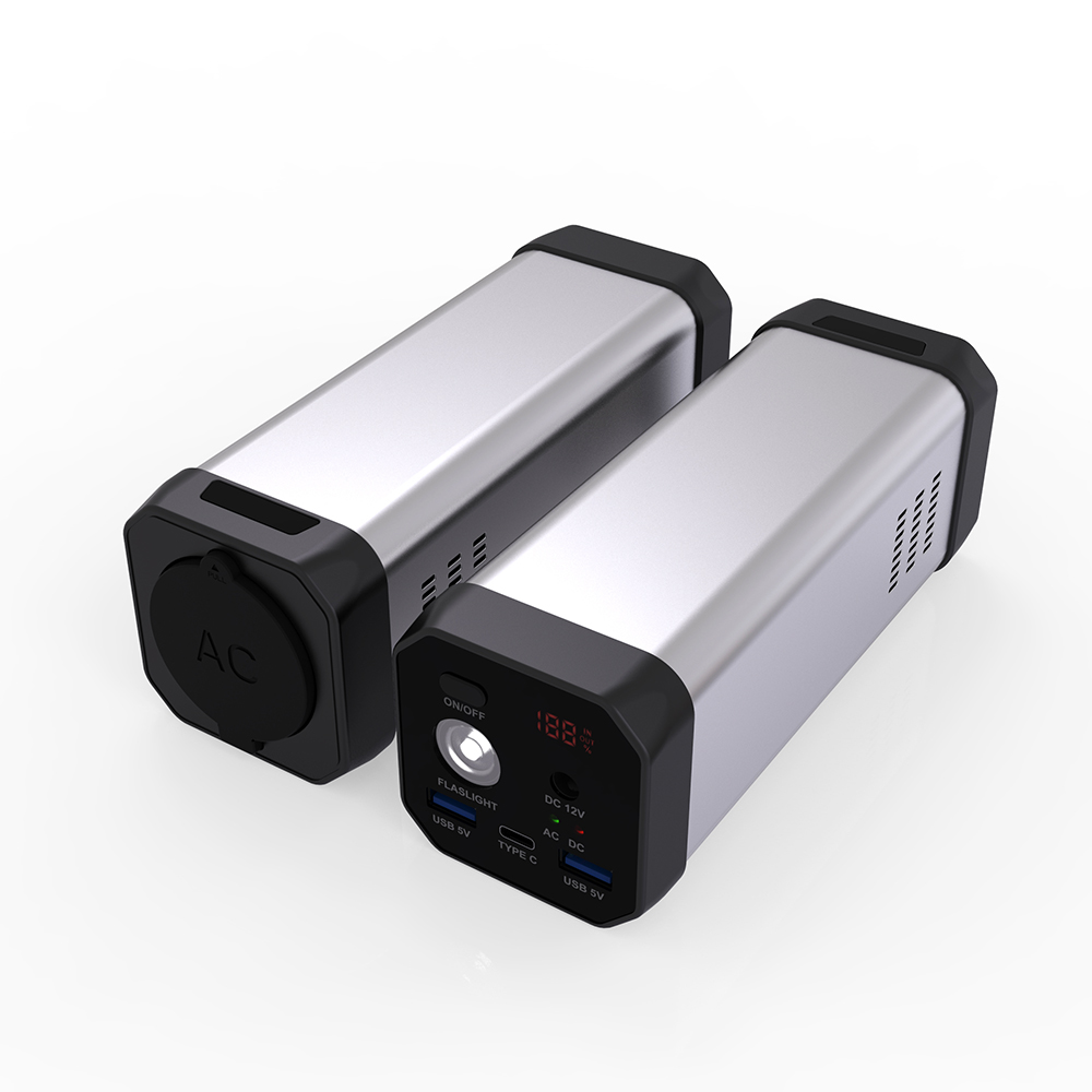 220V AC salida 12V 20V DC 5V USB banco de potencia 21600mAh 20000mAh