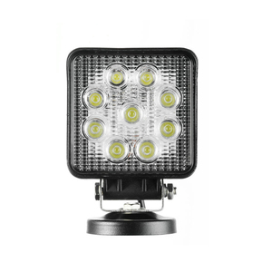 Good price for led work light 27W 10-30V DC auto tuning led car light