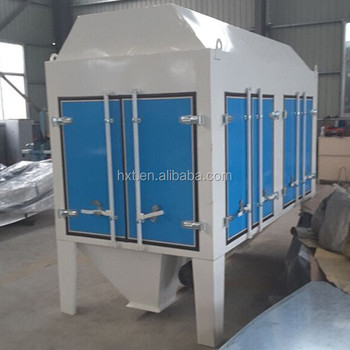 Grain peanut seed cleaner grader used and selector