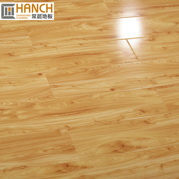 Seamless Splicing Laminate Flooring Wooden Sealing Designs High