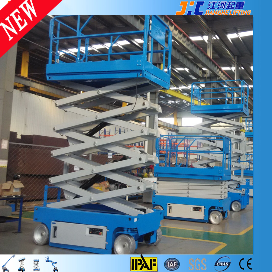 Electric Scissor Lift Similar to Genie