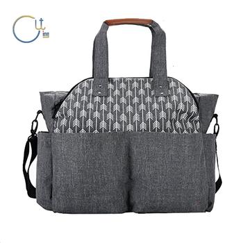 2d89e0f44647b2 Hot Sale Maternity Tote Bags Nappy Mummy Baby Diaper Bag - Buy ...