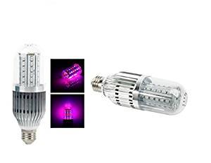 DLPJ 360 Degree Led Grow Light Led Bar Corn Light Led Bulb for Indoor Plant Greenhouse (60W)