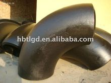 "TL--DIN forged carbon steel pipe fitting 1/2"" elbow"