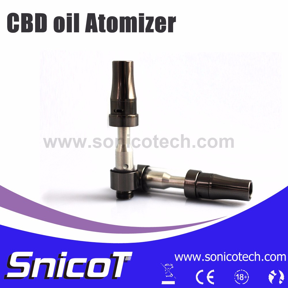 Smash Hit Top Filling 1.0Ml Capacity Quartz Atomizer Manufacturer