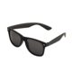 Wholesale Set 6 Black Rubber Finish UV400 Lens Plain Sunglasses
