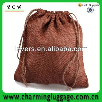 China Manufacturer Printed Used Burlap Bags Whole