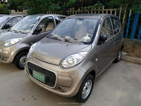 china made smart 3kw electric car with 60km/h speed